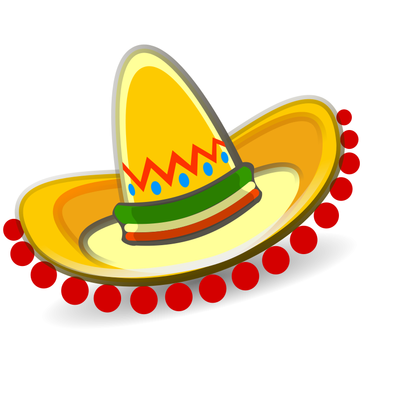 Pix For  Sombrero Png