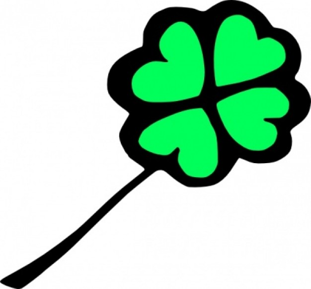 Four Leaf Clover Vectors, Photos and PSD files | Free Download