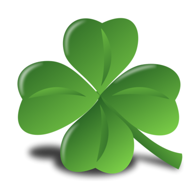 Gazette � The Four Leaf Clover and Educational Serendipity