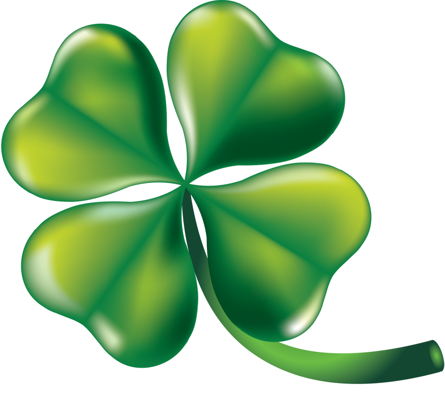 Four Leaf Clover Art | quotes.