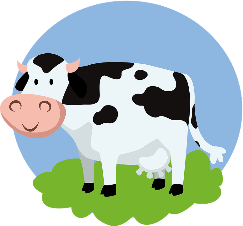dairy-cow # 4464662