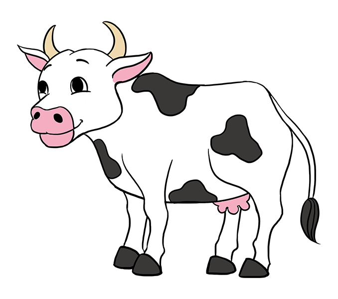dairy-cow # 4466566