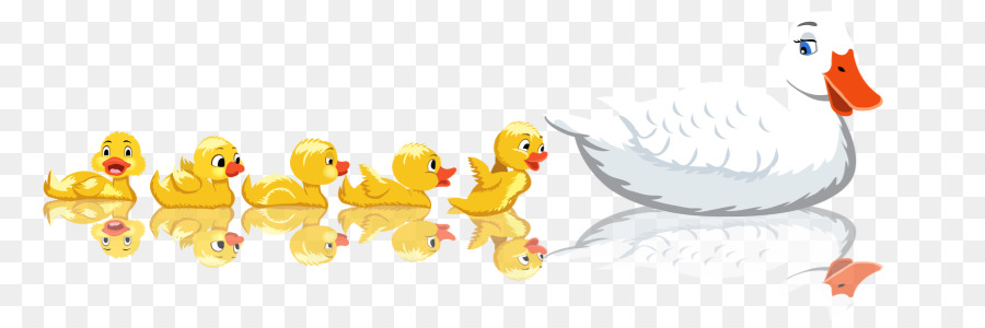 Baby Ducks Clip art - duck png download - 900*300 - Free Transparent Duck png Download.
