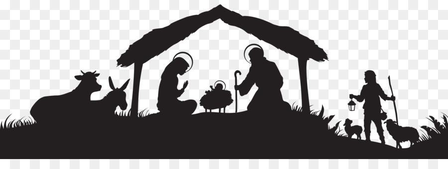 Nativity of Jesus Christmas God Midnight Mass Nativity play - Wise Man png download - 8000*2846 - Free Transparent Nativity Of Jesus png Download.