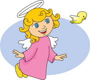 Free Angel Clipart