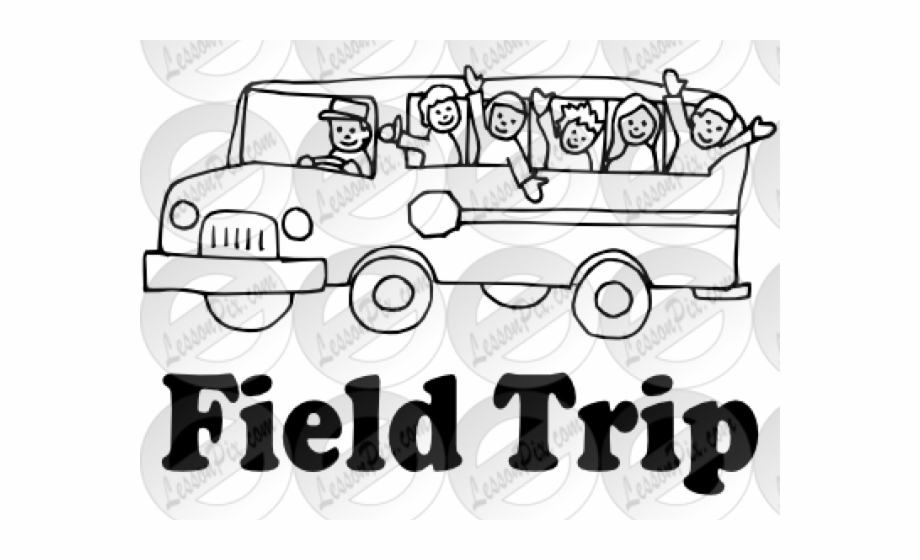 School Bus Field Trip Clipart